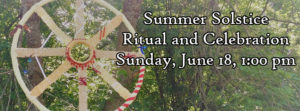 Summer Solstice Ritual and Celebration @  |  |