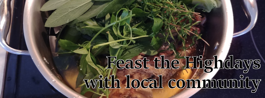 Feast the Highdays with local community
